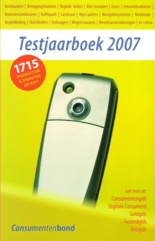 Consumentenbond - Testjaarboek 2007