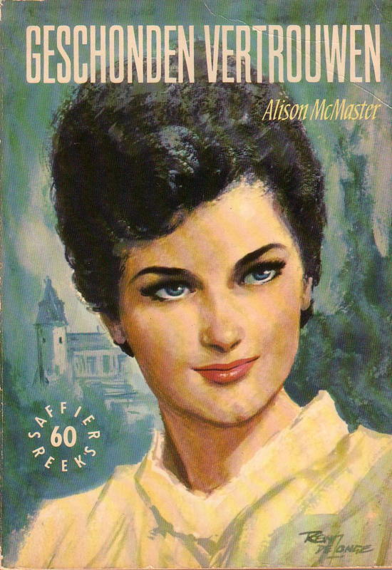 Saffier-reeks 60: Alison McMaster - Geschonden vertrouwen