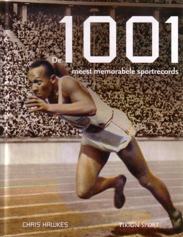Chris Hawkes - De 1001 meest memorabele sportrecords