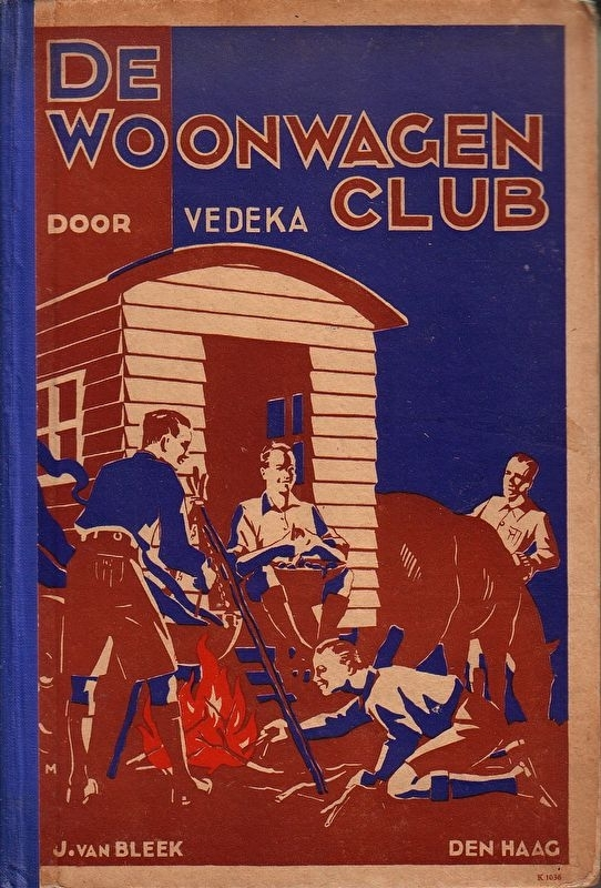 VeDeKa - Lief en leed van de 'Woonwagenclub'