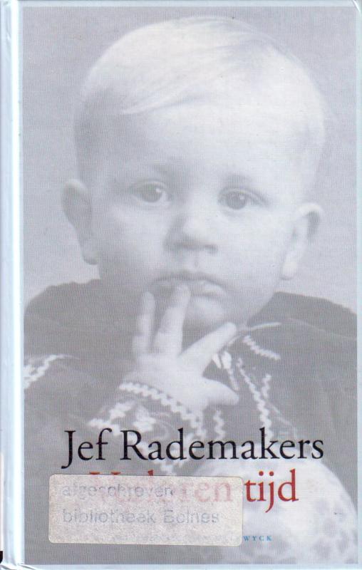 Jef Rademakers - Verloren tijd