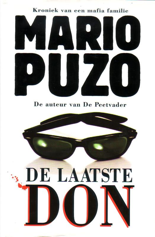 Mario Puzo - De laatste don