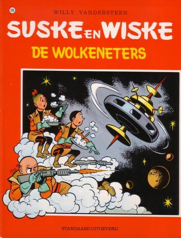Suske en Wiske - De wolkeneters