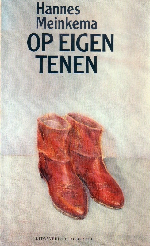 Hannes Meinkema - Op eigen tenen