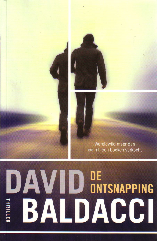 David Baldacci - De ontsnapping