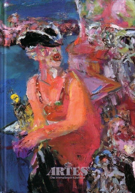 Artes - Kunst unserer Welt Nr. 17 1995