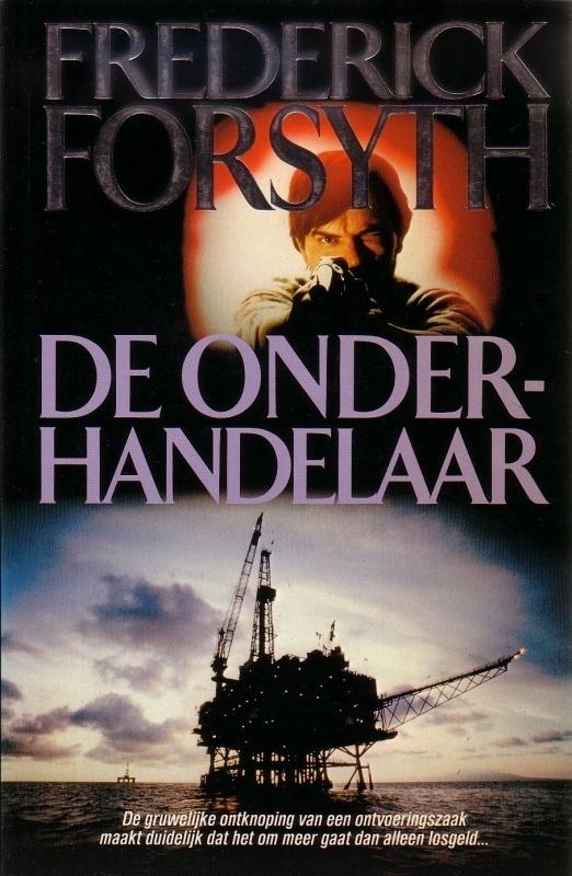 Frederick Forsyth - De onderhandelaar + Icoon