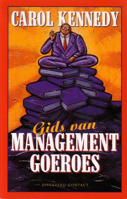 Carol Kennedy - Gids van managementgoeroes