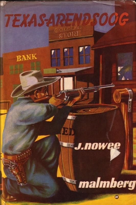 J. Nowee - 13. Texas-Arendsoog