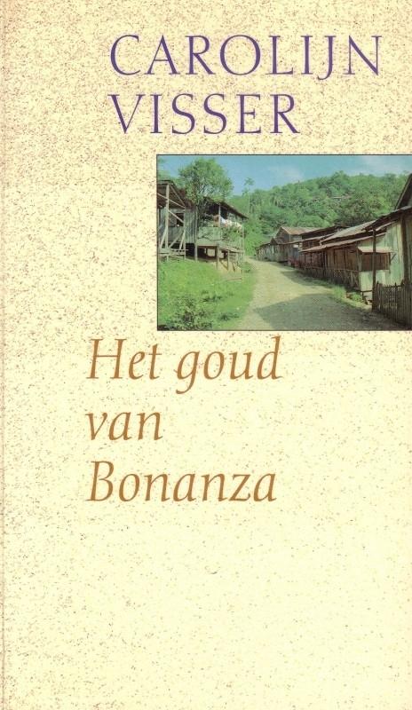 Carolijn Visser - Het goud van Bonanza