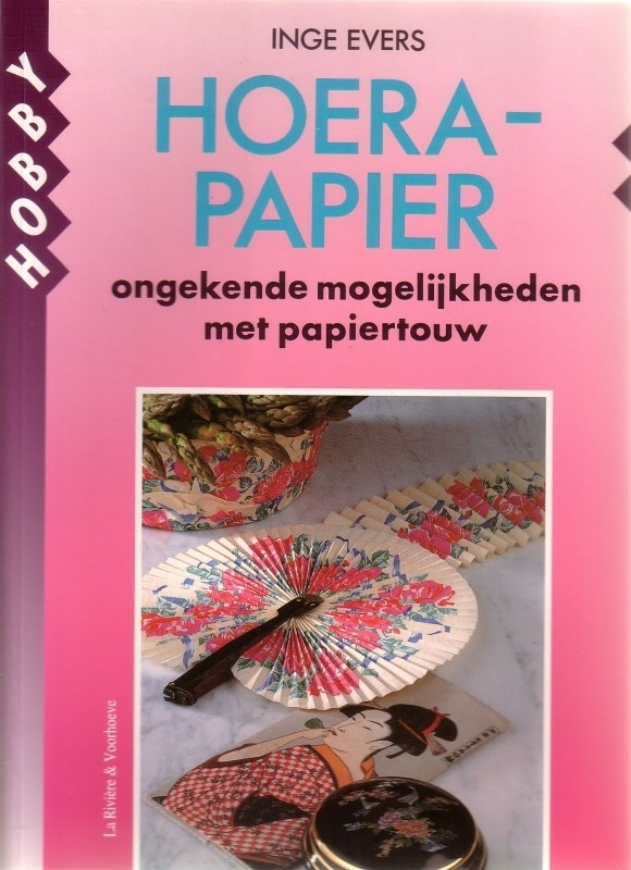 Hoera-papier: ongekende mogelijkheden met papiertouw