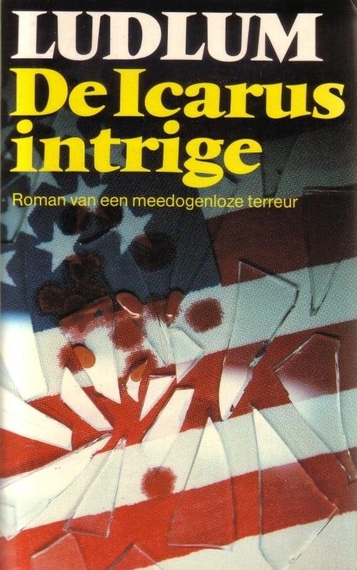 Robert Ludlum - De Icarus intrige