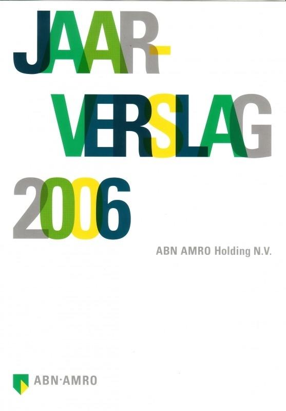 ABN AMRO - Jaarverslag 2006