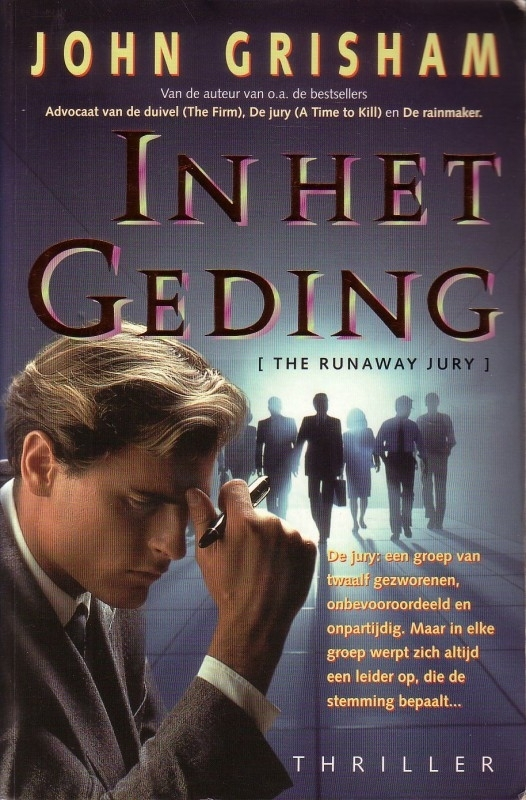 John Grisham - In het geding