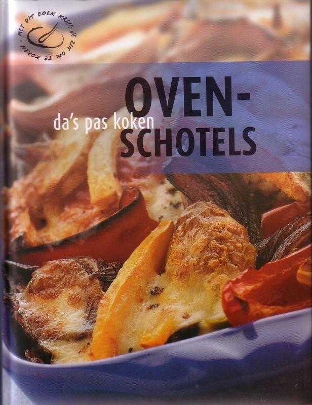 Da`s pas koken - Ovenschotels