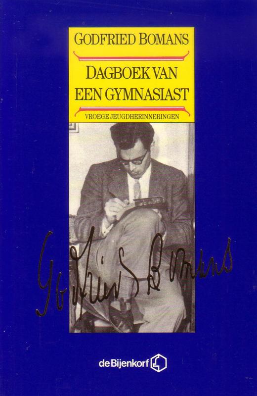 Godfried Bomans - Dagboek van een gymnasiast