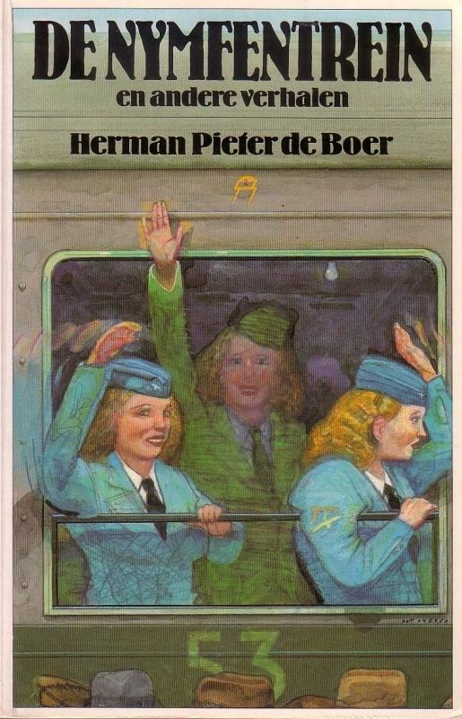 Herman Pieter de Boer - De nymfentrein en andere verhalen