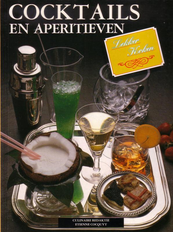 Lekker Koken - Cocktails en aperitieven