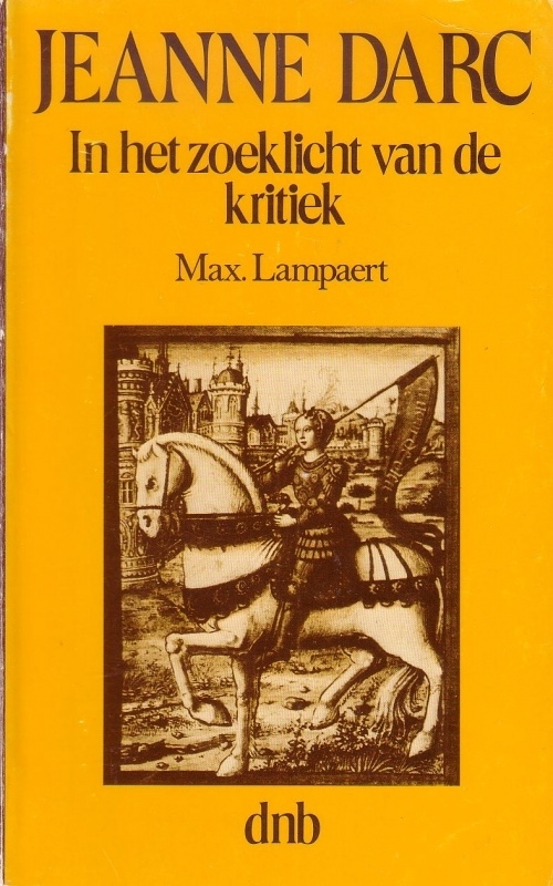 Max. Lampaert - Jeanne Darc