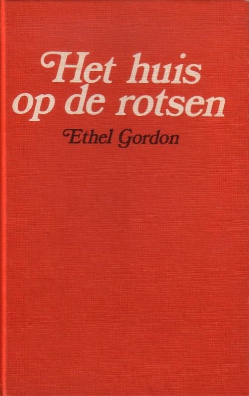 Ethel Gordon - Het huis op de rotsen