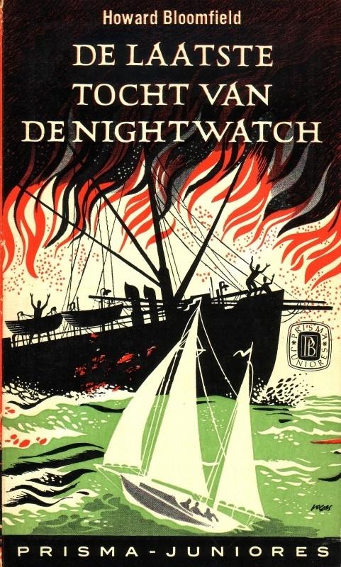 Howard Bloomfield - De laatste tocht van de Nightwatch