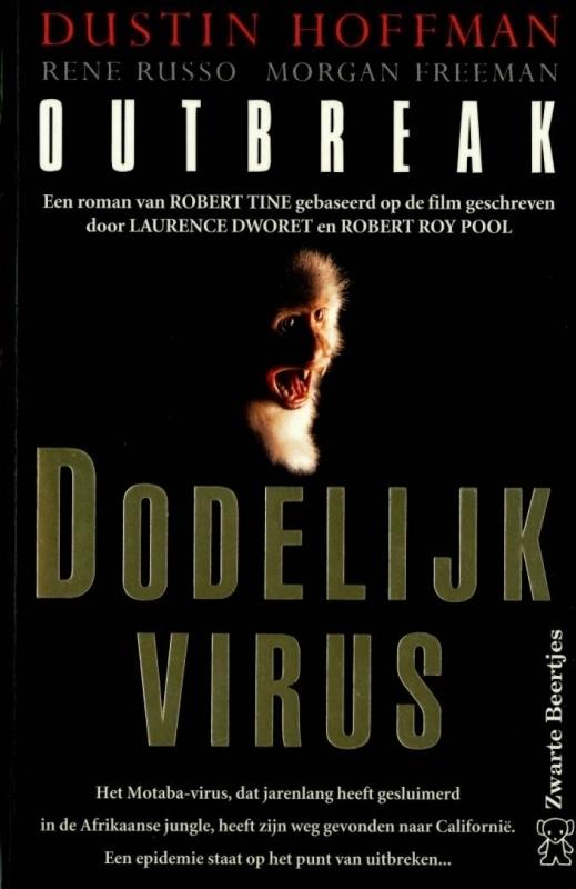 Robert Tine - Dodelijk virus