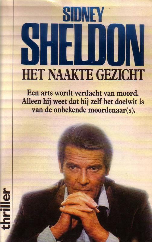 Sidney Sheldon - Het naakte gezicht