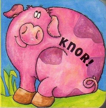 Varken - blokboek Knor!