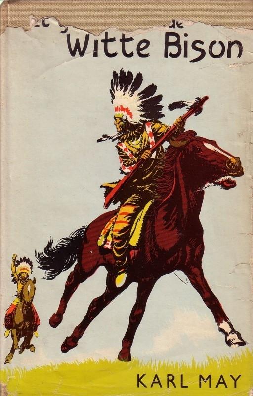 Karl May - Het geheim van de witte bison