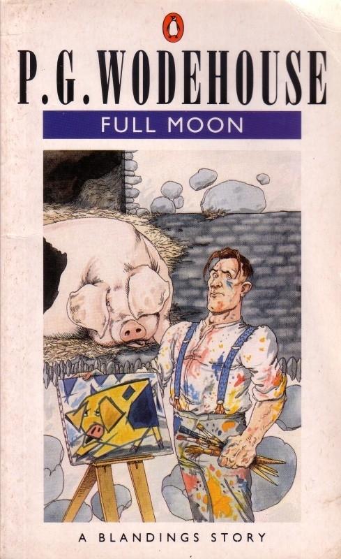 P.G. Wodehouse - Full Moon