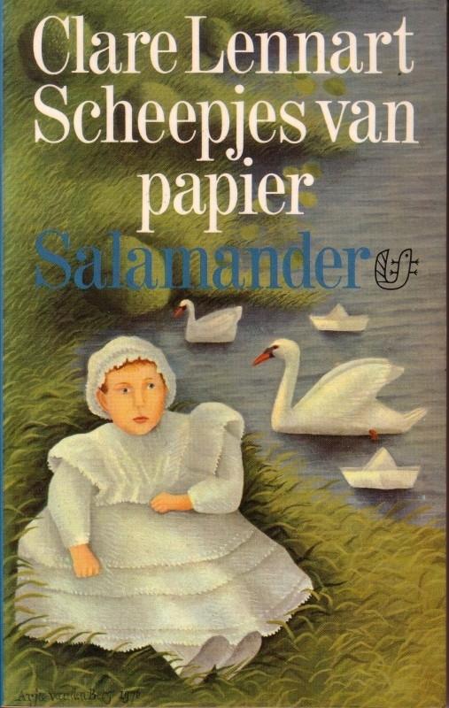 Clare Lennart - Scheepjes van papier