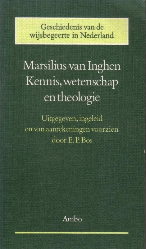 Geschiedenis van de wijsbegeerte in Nederland - Marsilius van Inghen