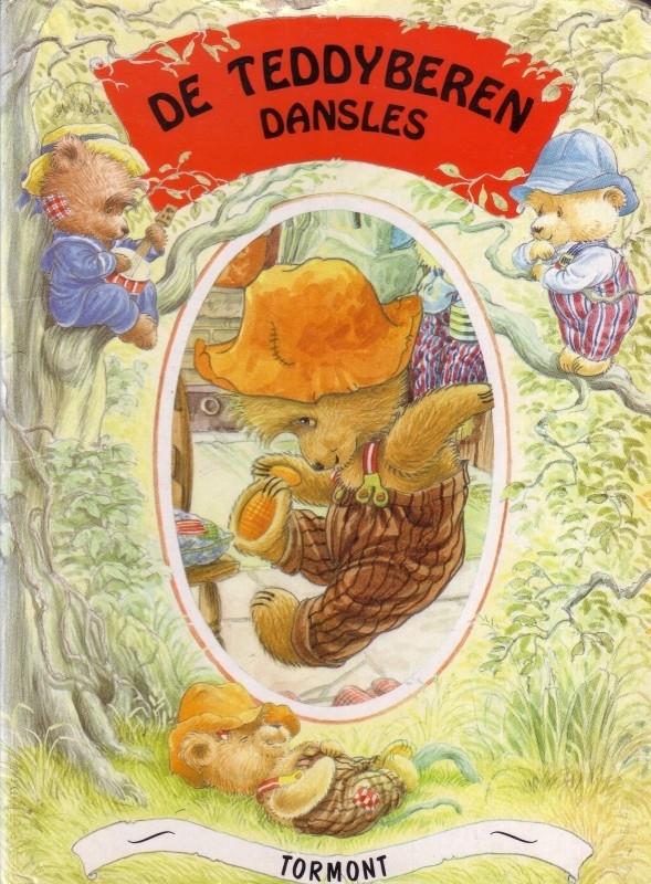 De teddyberen dansles [kartonboekje]
