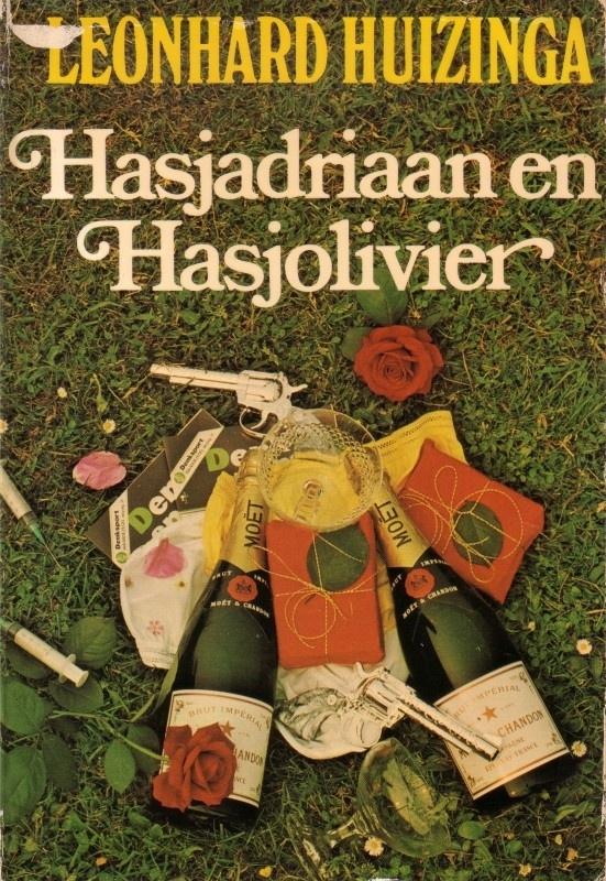 Leonhard Huizinga - Hasjadriaan en Hasjolivier