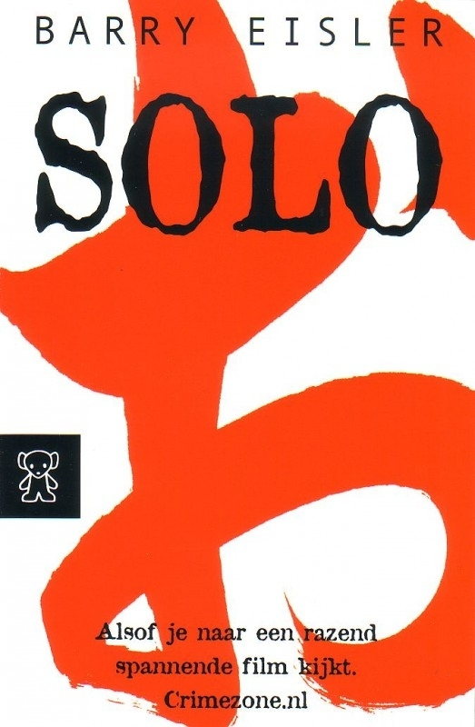 Barry Eisler - Solo