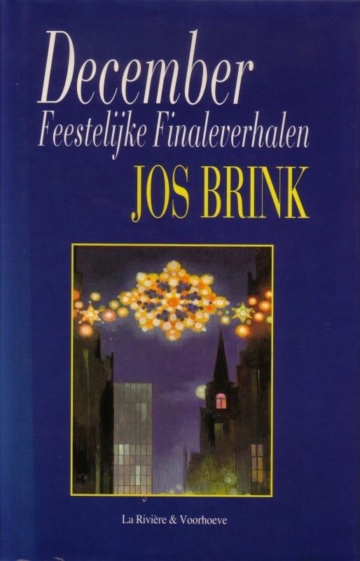 Jos Brink - December: Feestelijke Finaleverhalen