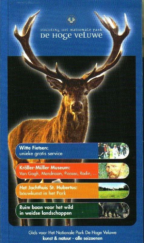 Gids voor Het Nationale Park De Hoge Veluwe - Kunst & natuur