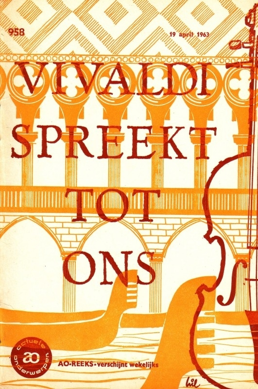 AO-boekje 0958 - Vivaldi spreekt tot ons