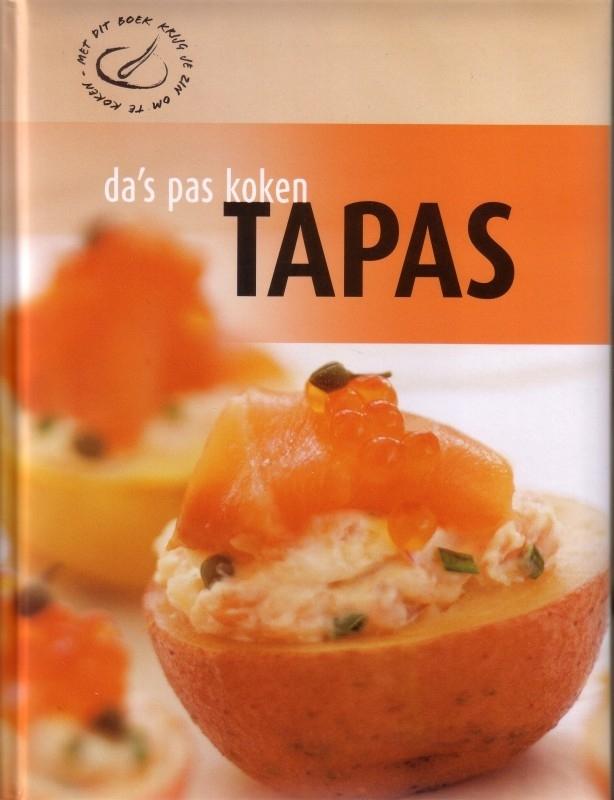 Da`s pas koken - Tapas