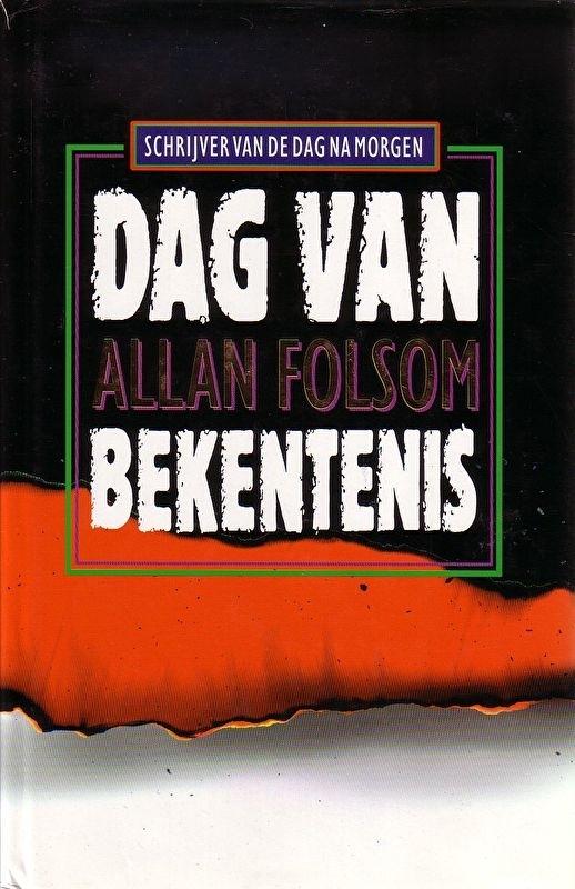 Allan Folsom - Dag van bekentenis