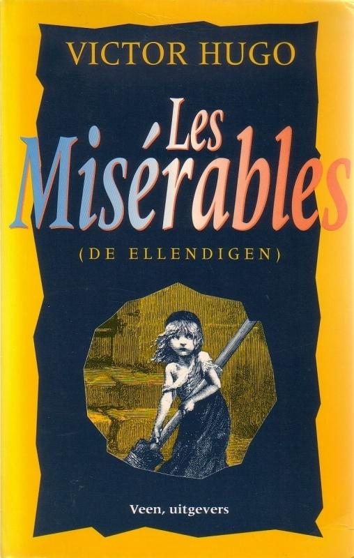 Victor Hugo Les Misérables Literatuur Stormy Books