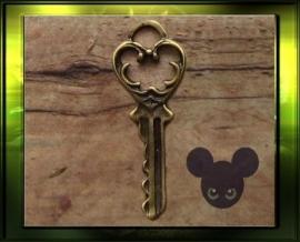 Sleutel 4/ bronze