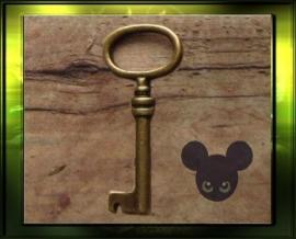 Sleutel 2/ bronze