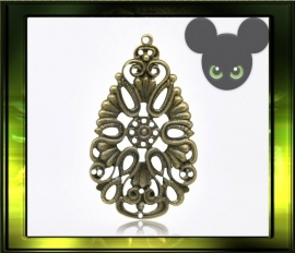 Filigraan(klein) 6 /bronze