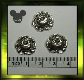 Victorian rose/ oud zilver