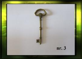 Bronze sleutel nr. 3