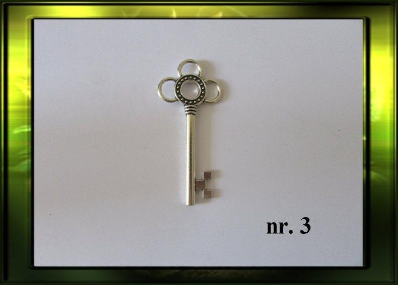 Zilver sleutel nr. 3