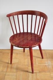 Nesto vintage spijlenstoeltje /Nesto vintage rung chair [sold]