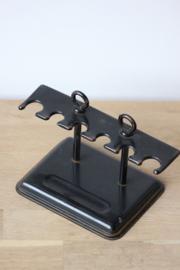 Stempelrekje emaille / Stamp rack enamel