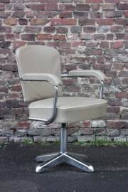 Bureau/kappersstoel / Desk- barberchair [sold]